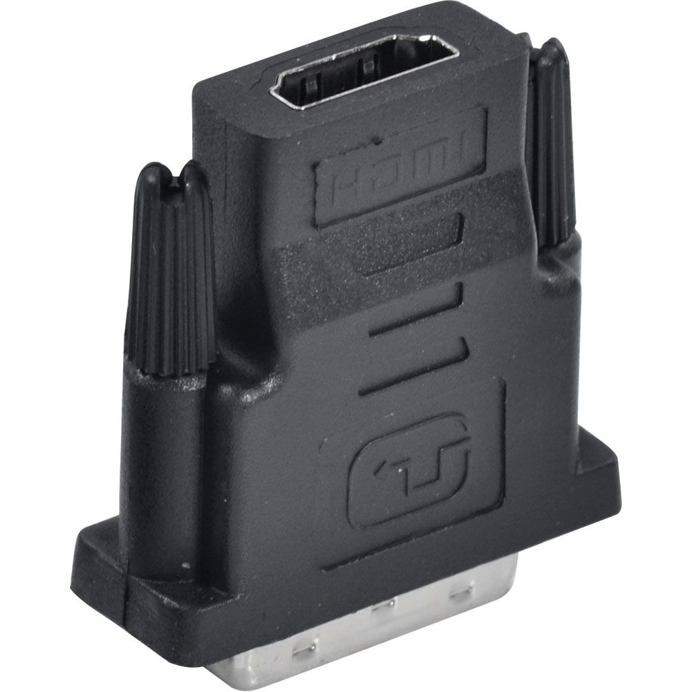 ADAPTADOR DVI 24+1 M X HDMI F AHF-DVI - VINIK  - GAÚCHA DISTRIBUIDORA DE INFORMÁTICA