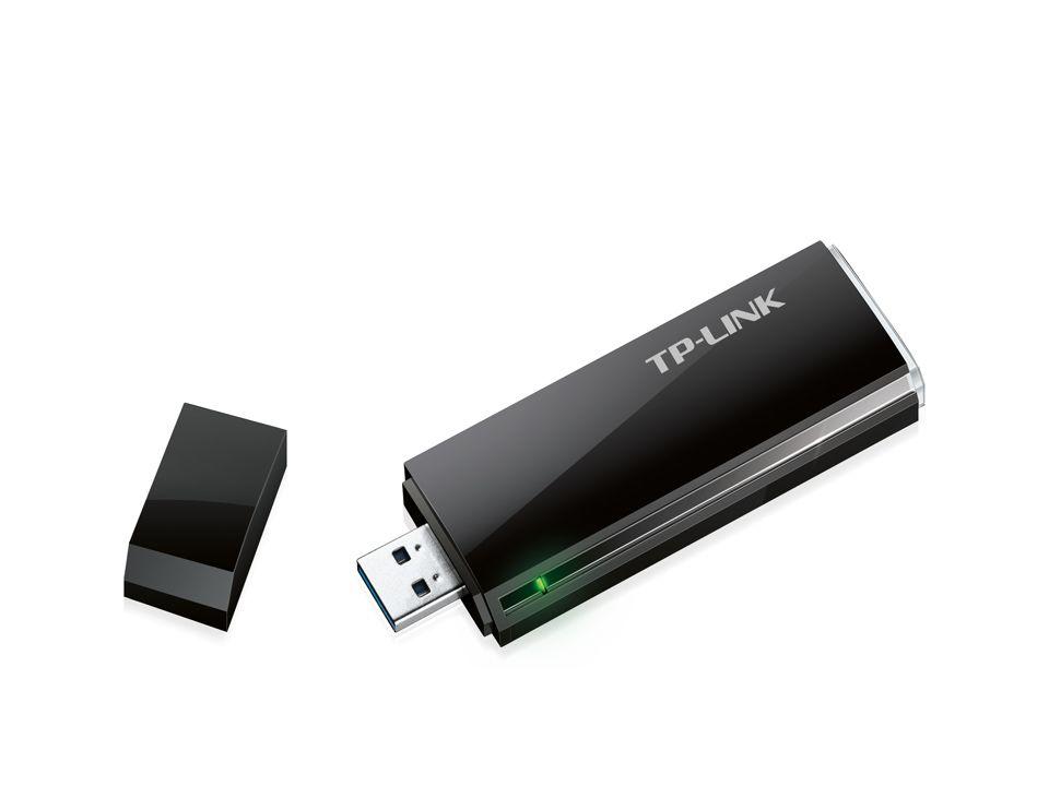 ADAPTADOR USB WI-FI DUAL BAND AC1300 ARCHER T4U - TP-LINK