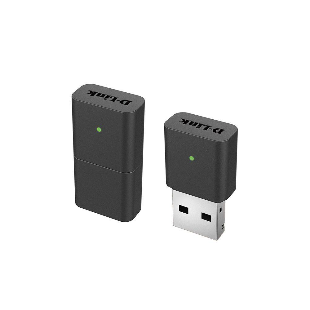 ADAPTADOR USB WIRELESS N 300MBPS NANO DWA-131 - DLINK