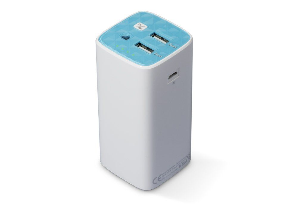 BATERIA AUX POWER BANK 2A TL-PB10400 USB - TP-LINK