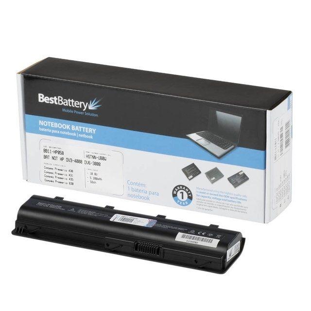 BATERIA NOTEBOOK HP BB11-HP058 - BEST BATTERY