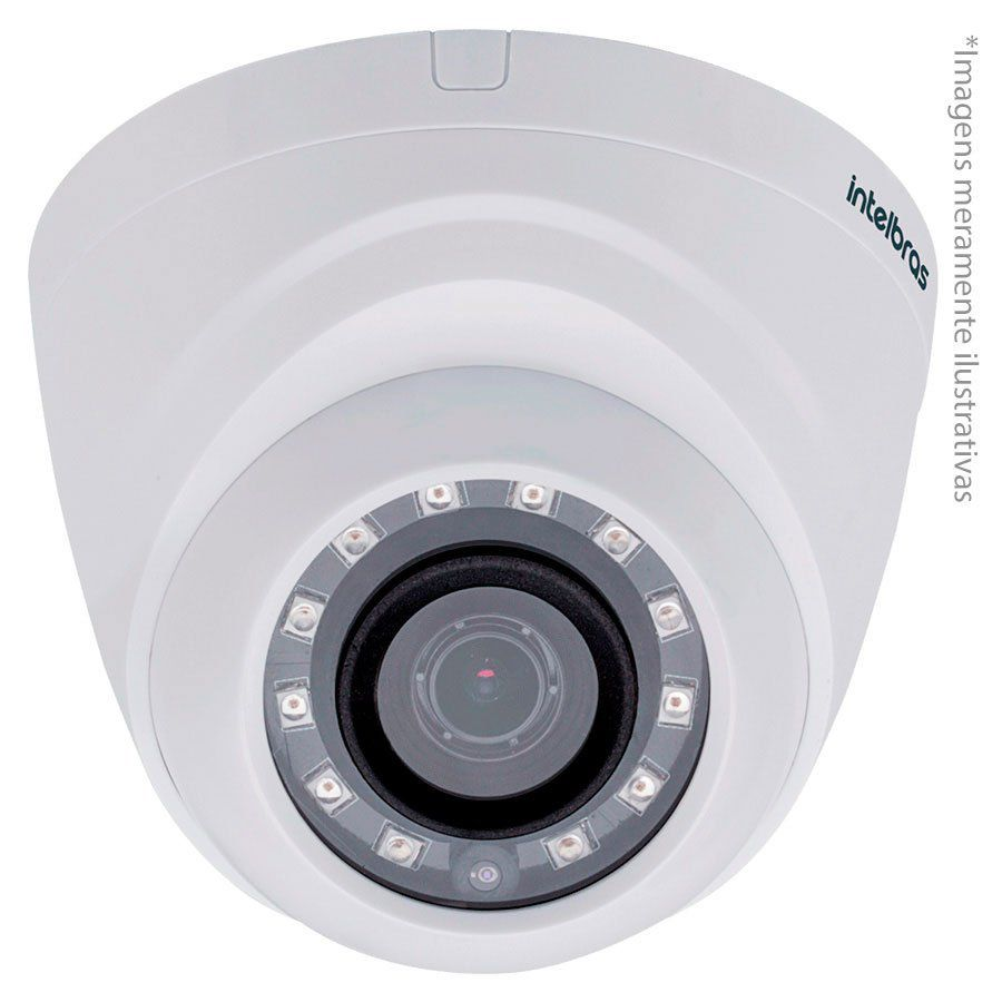 CAMERA HDCVI VHD 1010D 3.6MM - CFTV  - GAÚCHA DISTRIBUIDORA DE INFORMÁTICA