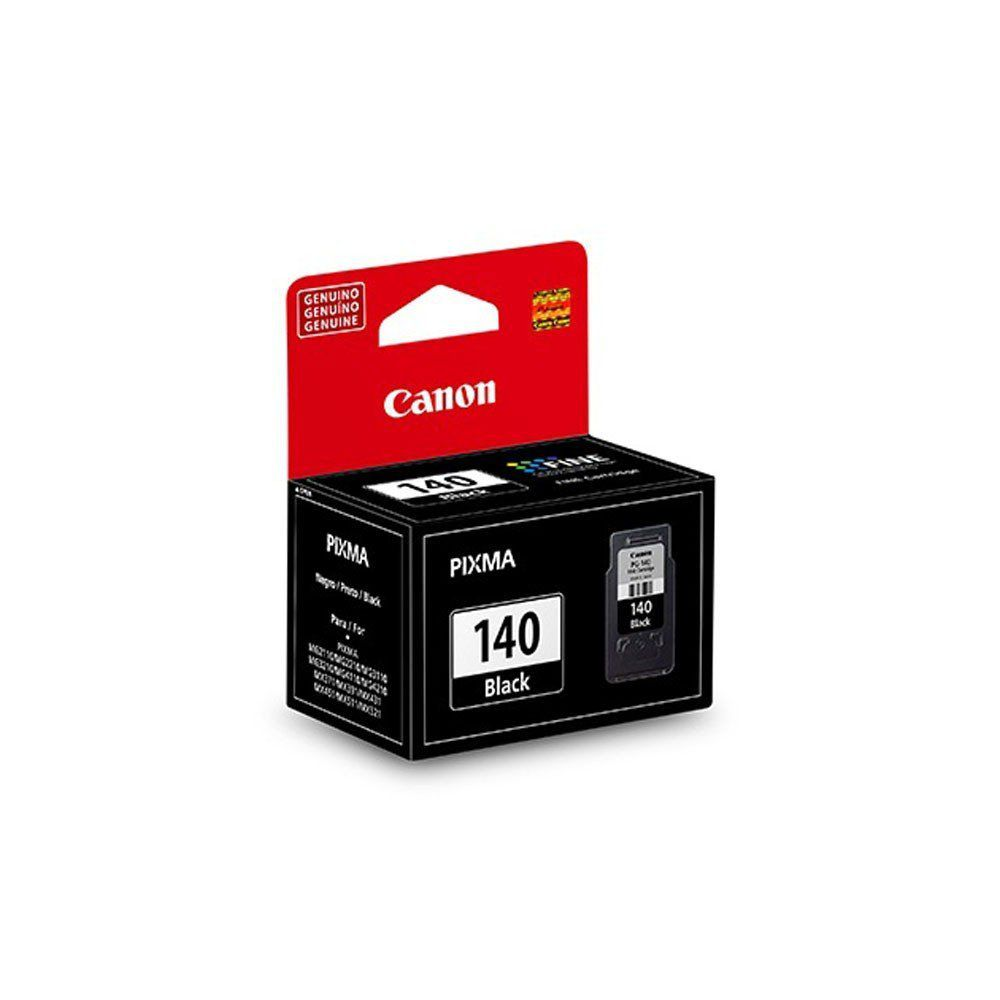 CARTUCHO CANON 140 8ML ORIGINAL