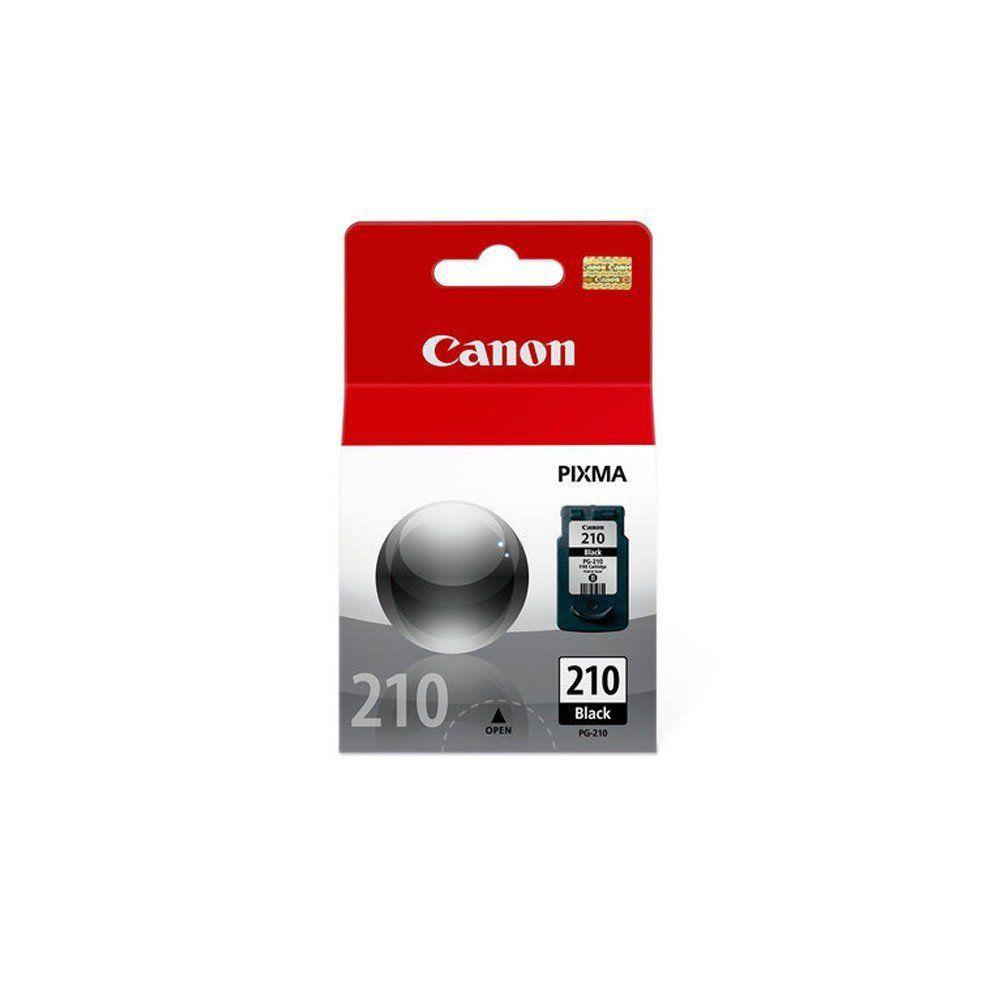 CARTUCHO CANON 210 PRETO 9ML ORIGINAL