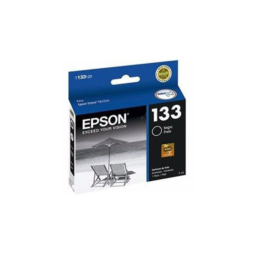 CARTUCHO EPSON T 1331 BK 7ML ORIGINAL
