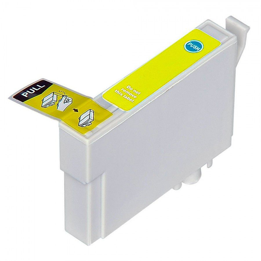 CARTUCHO EPSON T1334 YEL 11.5ML - COLORTEK