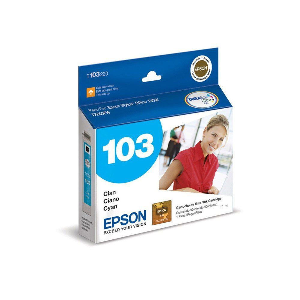CARTUCHO EPSON TO 1032 CY 11ML ORIGINAL