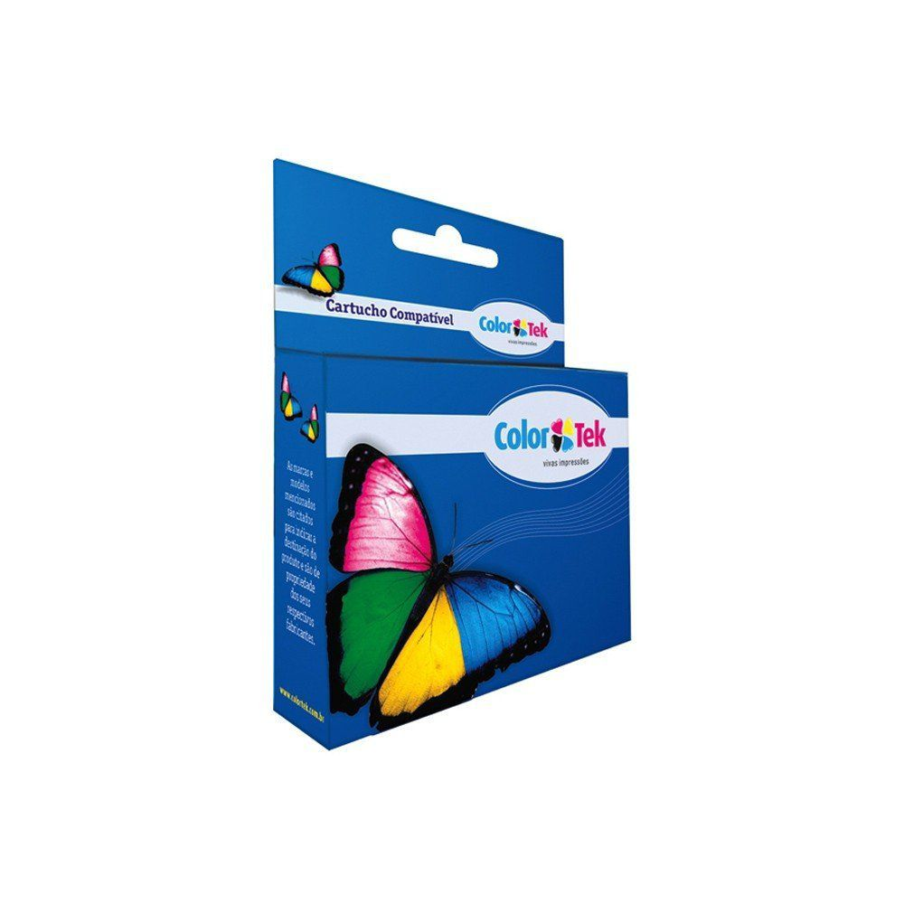 CARTUCHO EPSON TO 135 BK 8ML COLORTEK