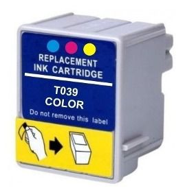 CARTUCHO EPSON TO 39 COLOR 25ML - COLORTEK