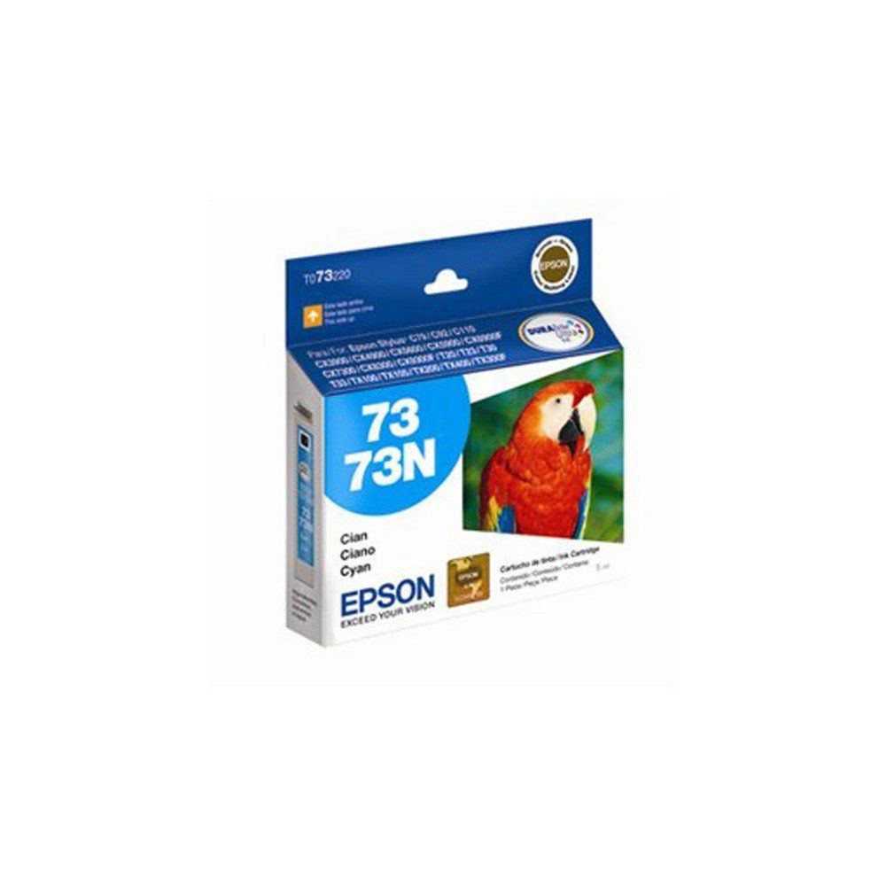 CARTUCHO EPSON TO 732 CY 5ML ORIGINAL