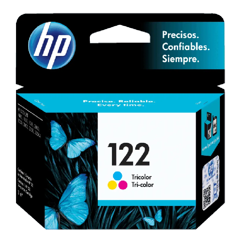 CARTUCHO HP 122 CH562HB COLOR 2ML ORIGINAL
