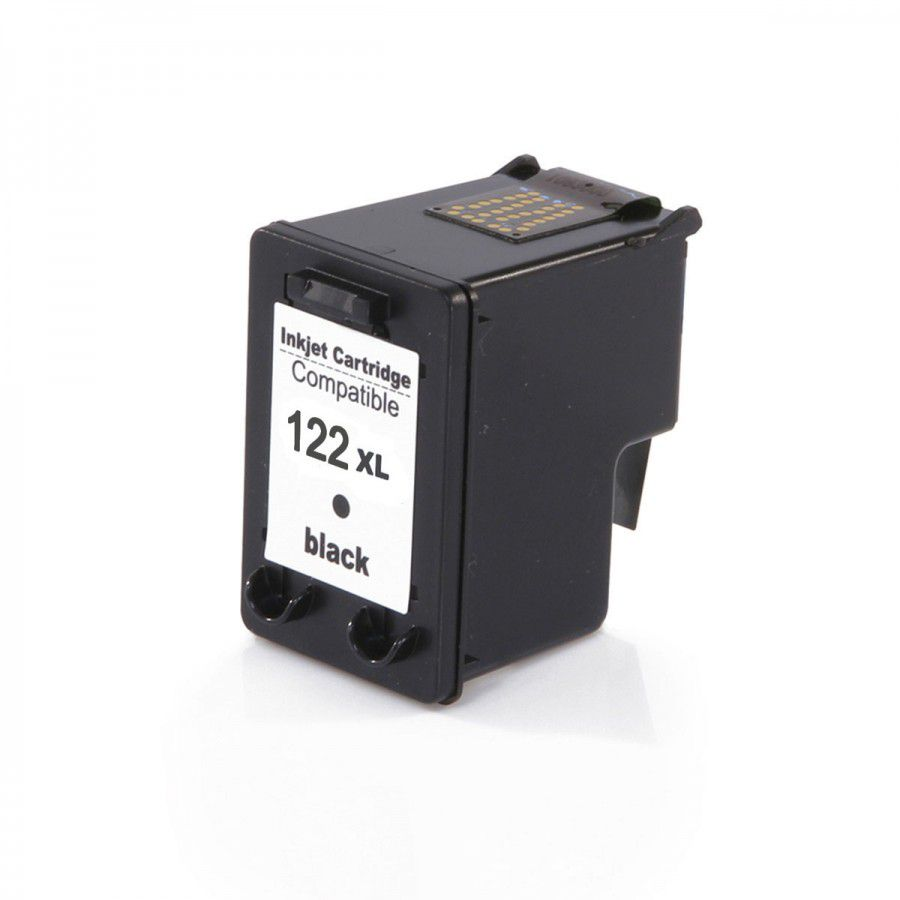 CARTUCHO HP 122 XL BK 12ML COMPATIVEL MICROJET