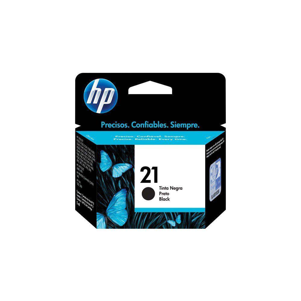 CARTUCHO HP 21 C9351AB BK 7ML ORIGINAL
