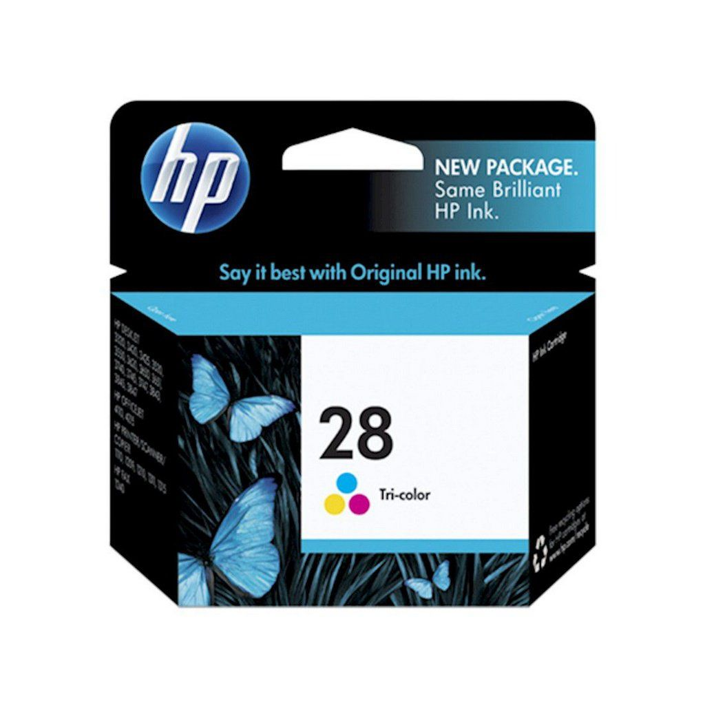 CARTUCHO HP 28 C8728AB COLOR 9ML ORIGINAL