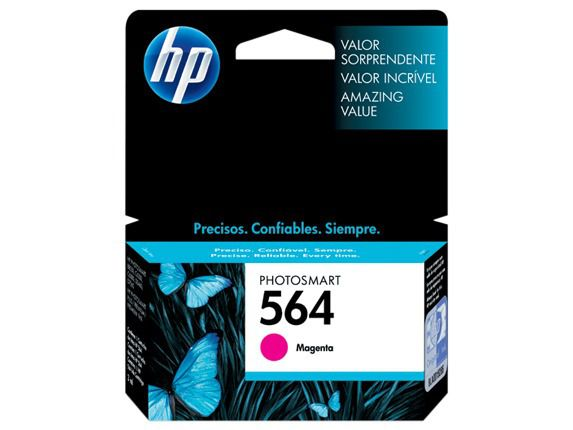 CARTUCHO HP 564 CB319WL MAG 4ML ORIGINAL