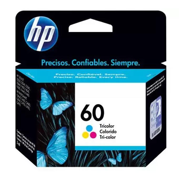 CARTUCHO HP 60 CC643WB COLOR 6.5ML ORIGINAL