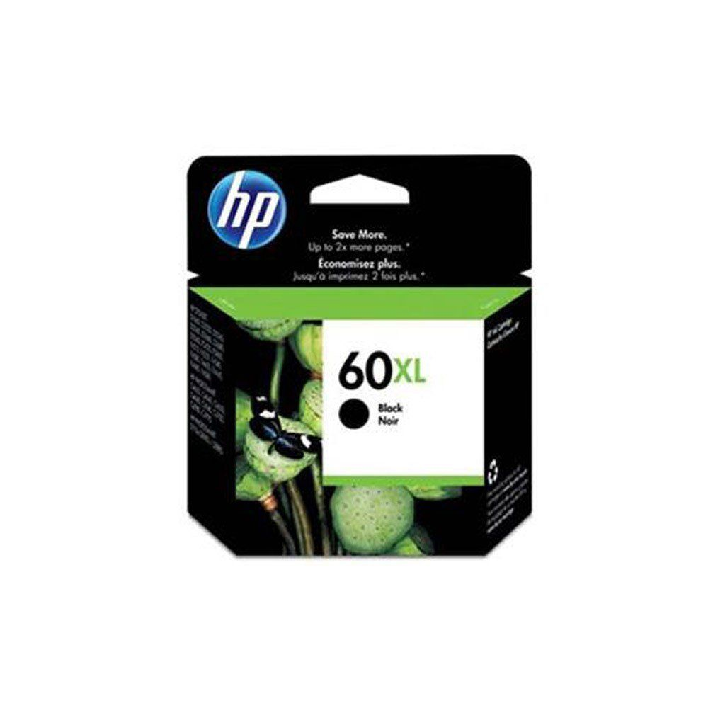 CARTUCHO HP 60 XL CC641WB BK 13.5ML ORIGINAL