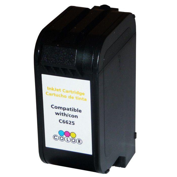 CARTUCHO HP 6625/1823 COLOR 39ML COMP