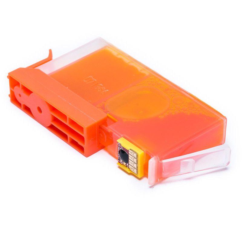 CARTUCHO HP 670 XL YEL 15ML COMP - TOP COLOR