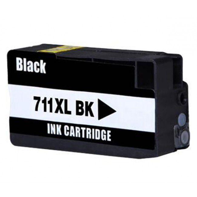 CARTUCHO HP 711 CZ133A BK 73ML COMP MICROJET