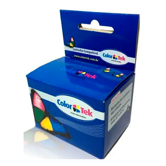 CARTUCHO HP 75 COLOR 14ML MICROJET - COLORTEK