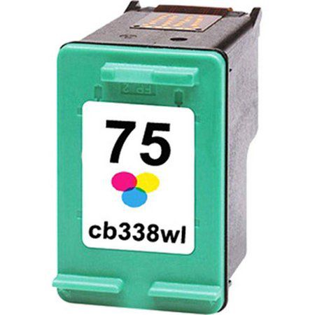 CARTUCHO HP 75 XL COLOR 18ML COMP
