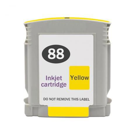 CARTUCHO HP 88 YEL 28ML TOP COLOR