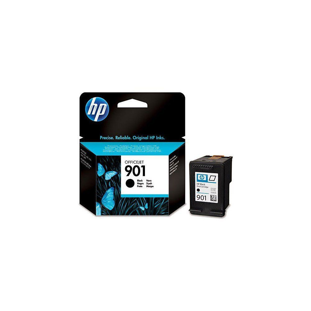 CARTUCHO HP 901 CC653AB BK 4.5ML ORIGINAL