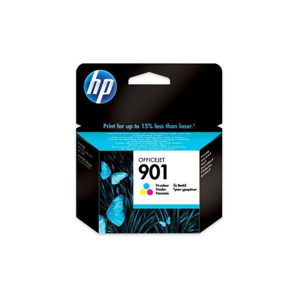 CARTUCHO HP 901 CC656AB COLOR 13ML ORIGINAL