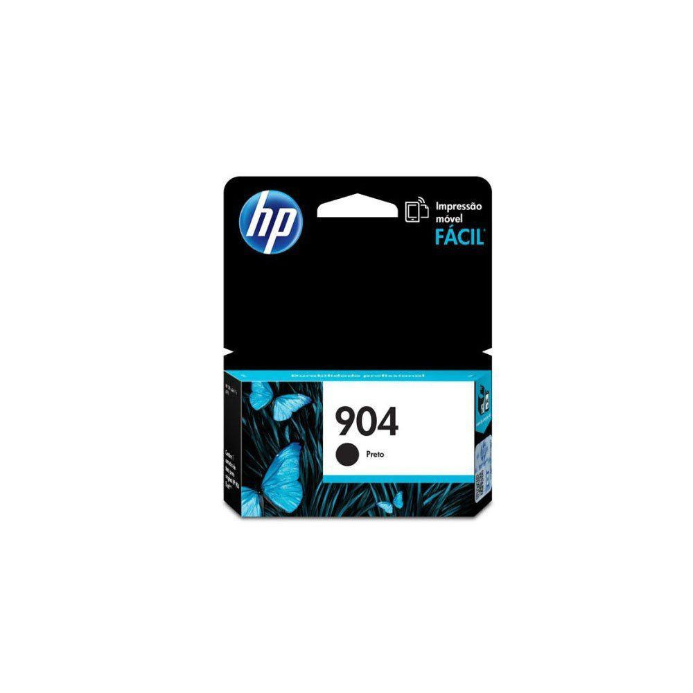 CARTUCHO HP 904 T6M00AL BK 8ML - ORIGINAL