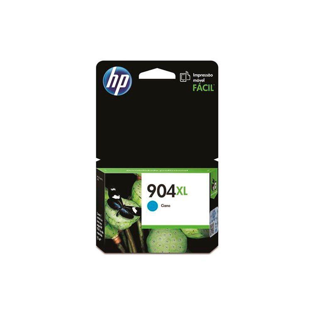 CARTUCHO HP 904XL T6M04AB CY 9.5ML - ORIGINAL