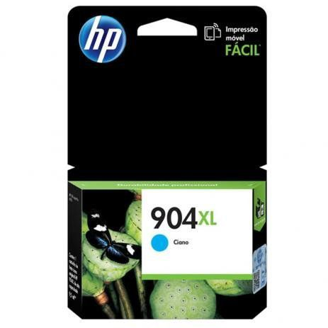 CARTUCHO HP 904 XL T6M04AL CY 9.5ML - ORIGINAL
