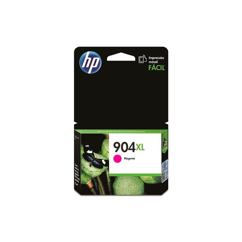 CARTUCHO HP 904 XL T6M08AL MAG 9.5ML - ORIGINAL