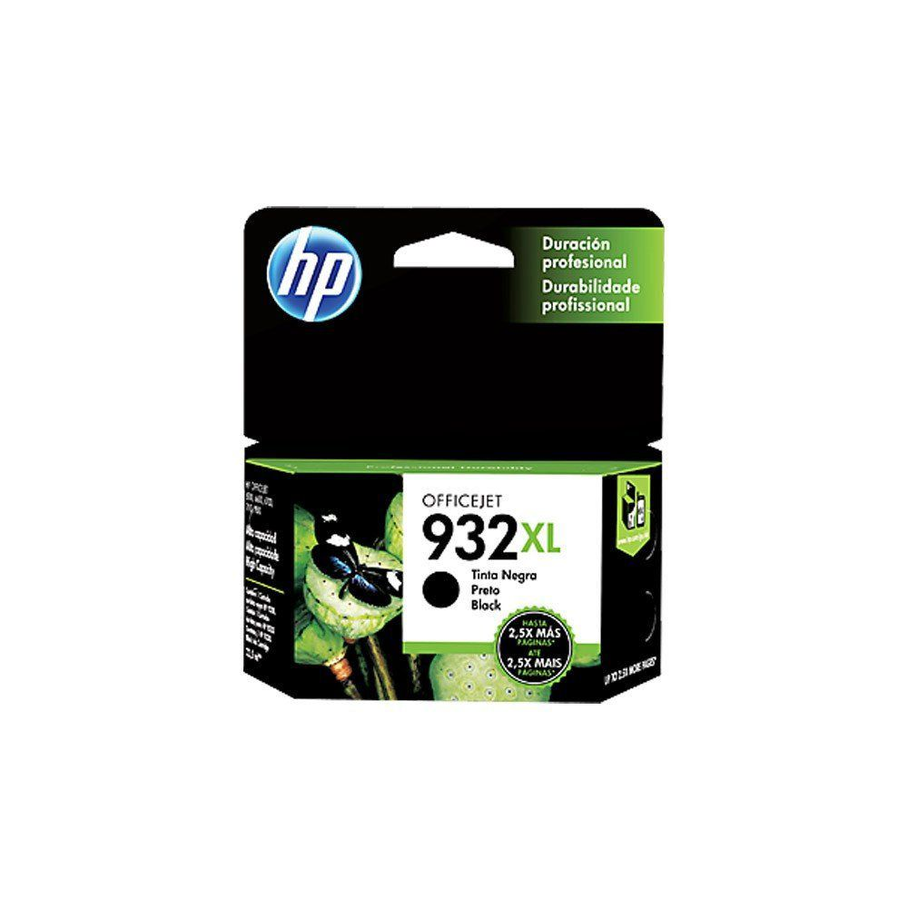 CARTUCHO HP 932 XL CN053AL BK 22.5ML ORIGINAL