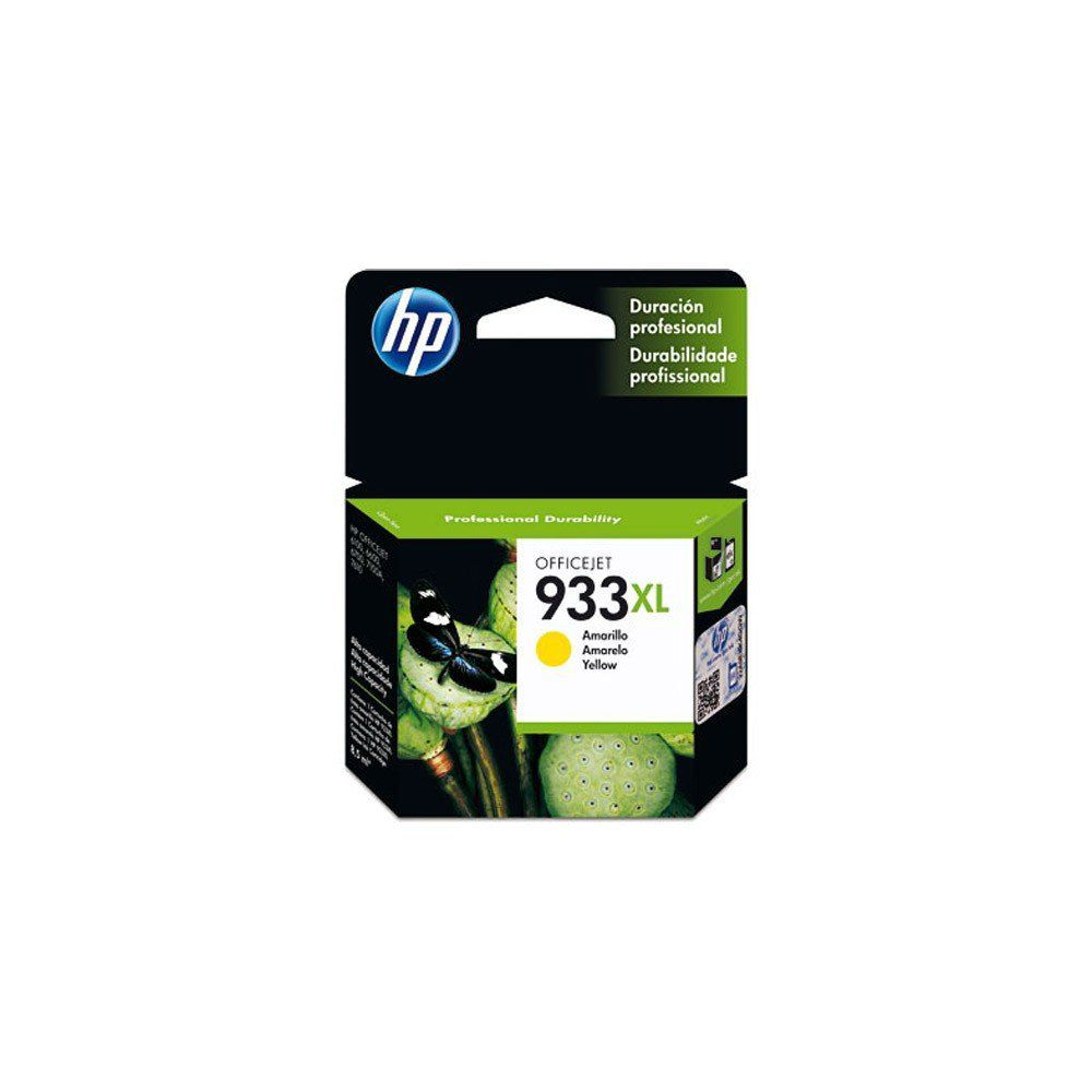CARTUCHO HP 933XL CN056AL YEL 8.5ML ORIGINAL