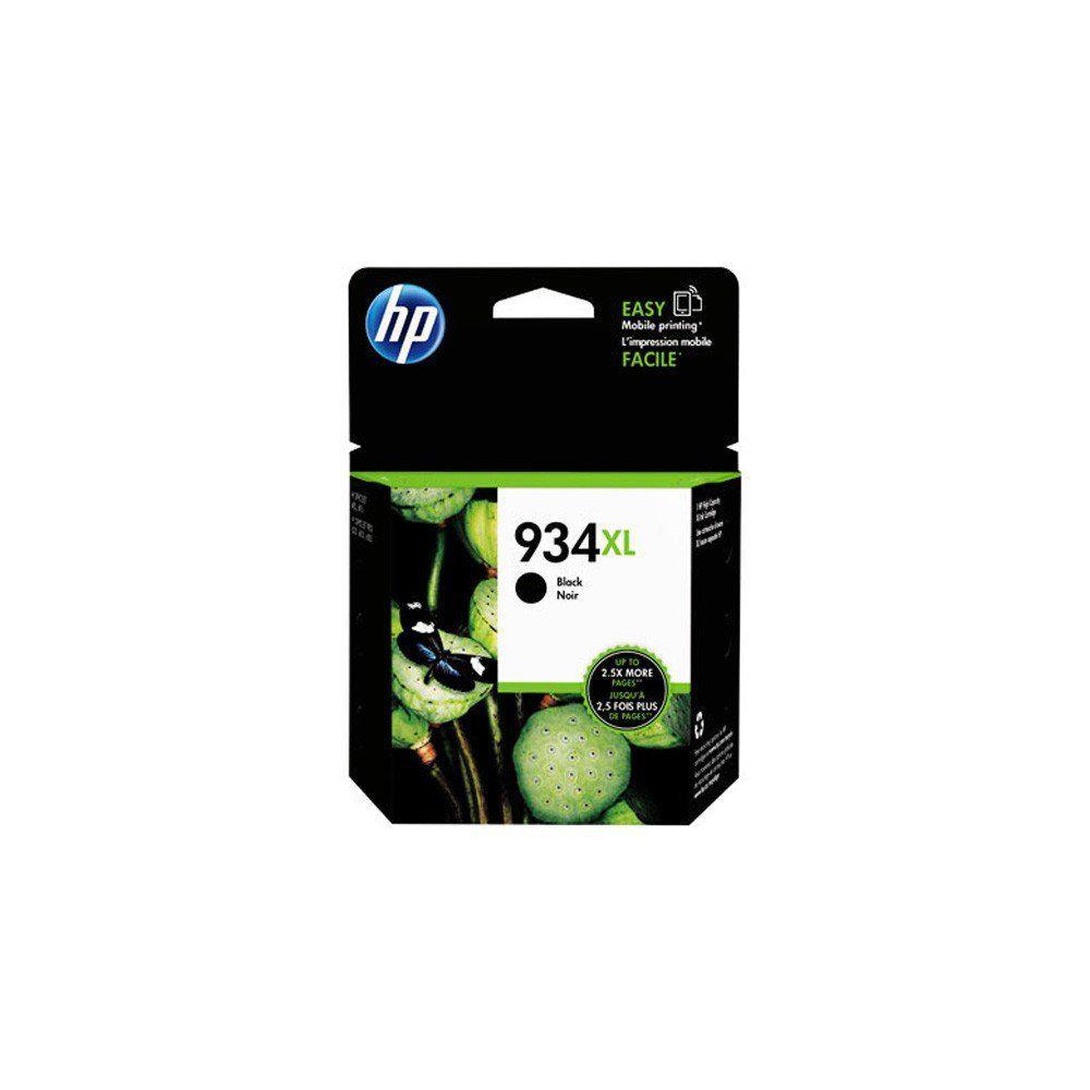 CARTUCHO HP 934 XL C2P23AB BK 25.5ML ORIGINAL