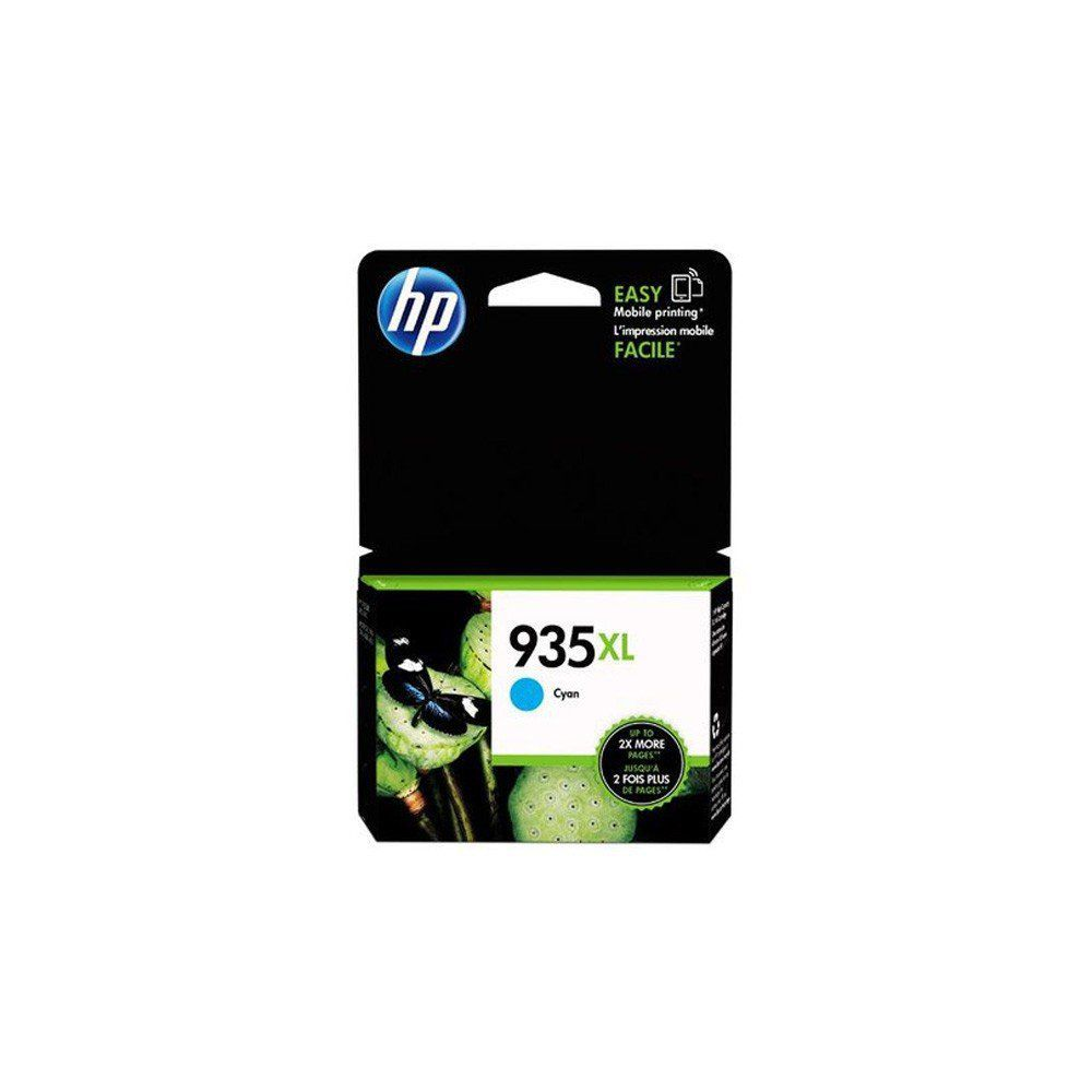 CARTUCHO HP 935 XL C2P24AB CY 9.5ML ORIGINAL