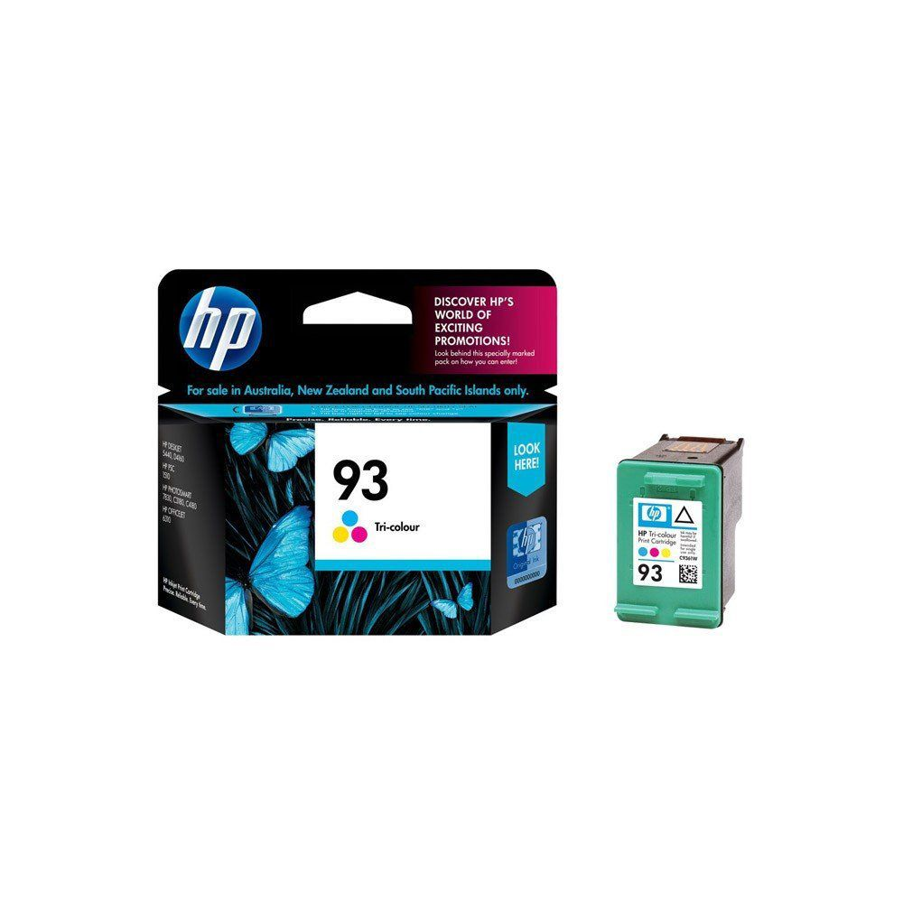CARTUCHO HP 93 C9361WB COLOR 7ML ORIGINAL