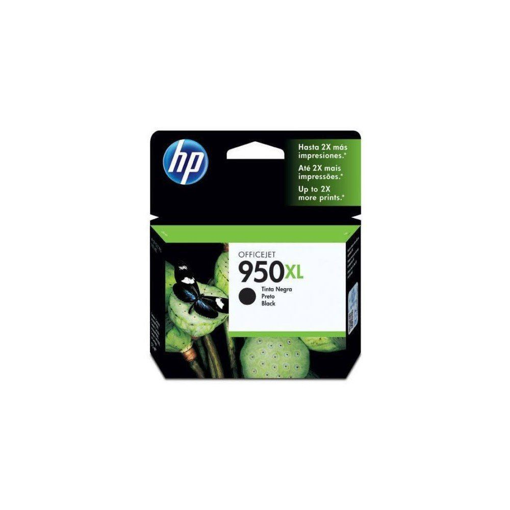 CARTUCHO HP 950XL CN045AB BK 53ML ORIGINAL