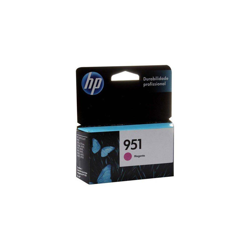 CARTUCHO HP 951 CN051AB MAG 8ML ORIGINAL