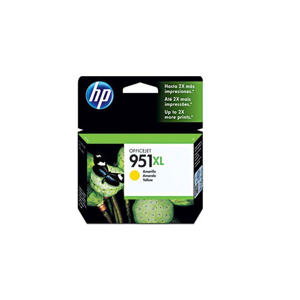 CARTUCHO HP 951XL CN048AB YEL 17ML ORIGINAL