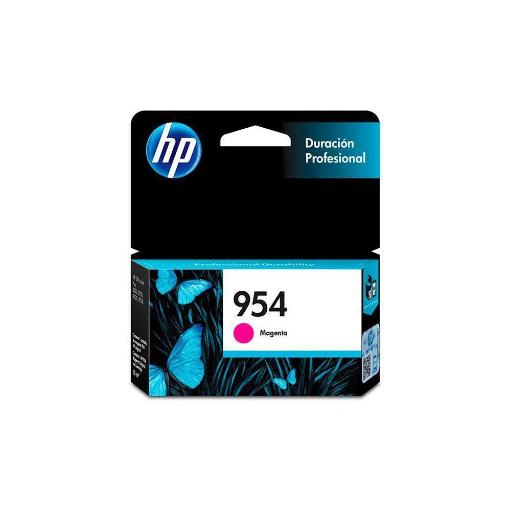CARTUCHO HP 954 L0S53AB MAG 10ML ORIGINAL +  - GAÚCHA DISTRIBUIDORA DE INFORMÁTICA