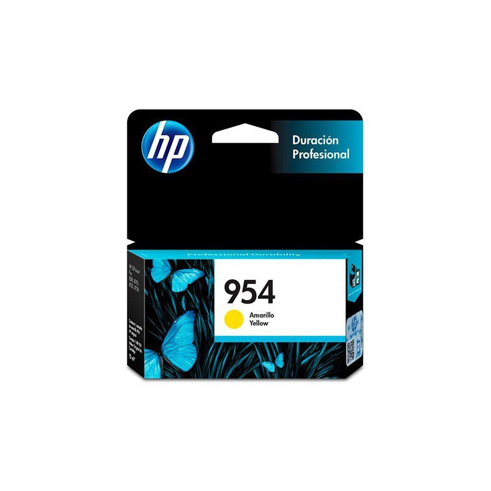 CARTUCHO HP 954 L0S56AB YEL 10 ML ORIGINAL +
