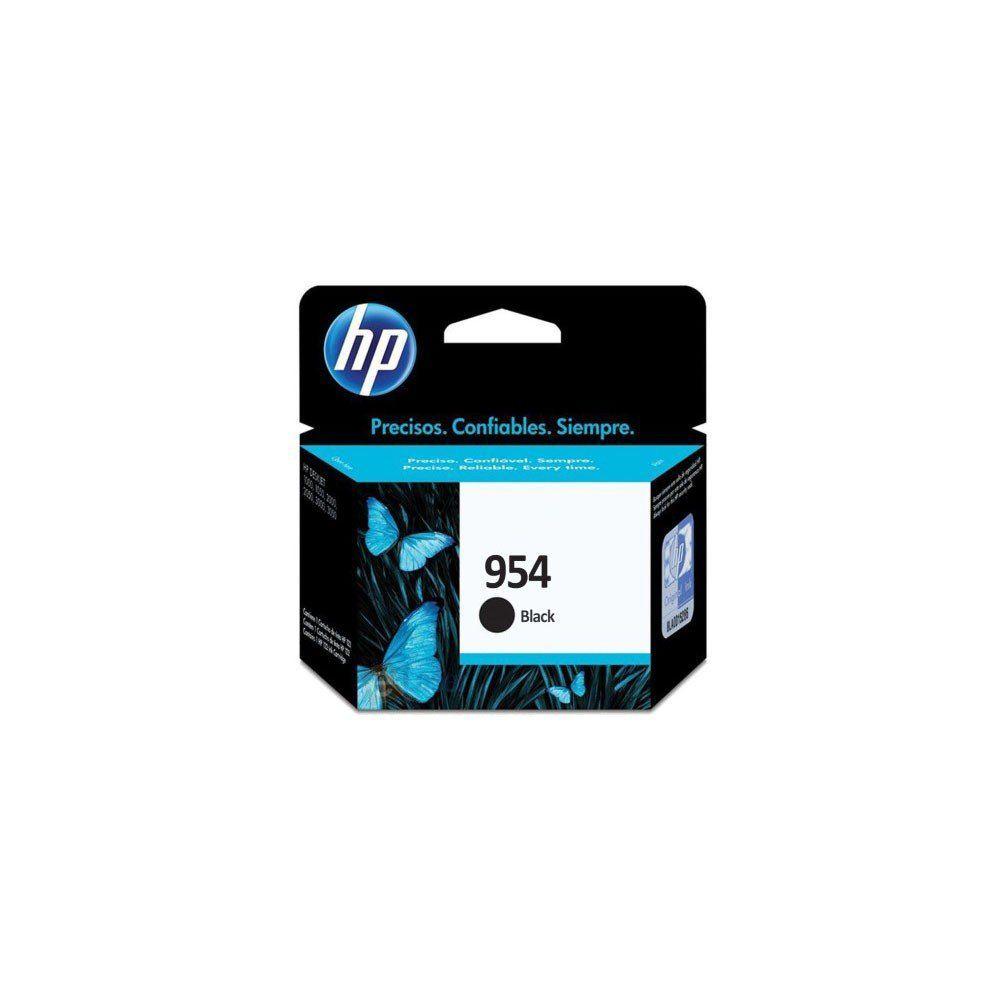 CARTUCHO HP 954 L0S59AB BK 23.5ML ORIGINAL +