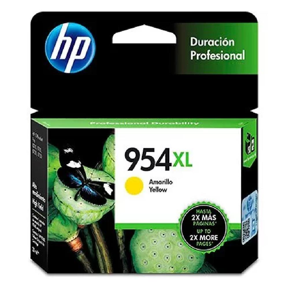 CARTUCHO HP 954 XL L0S68AB YEL 20ML ORIGINAL