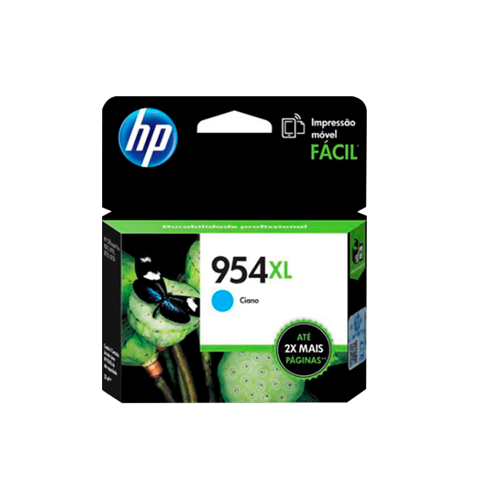 CARTUCHO HP 954 XL L0S62AB CY 20ML ORIGINAL