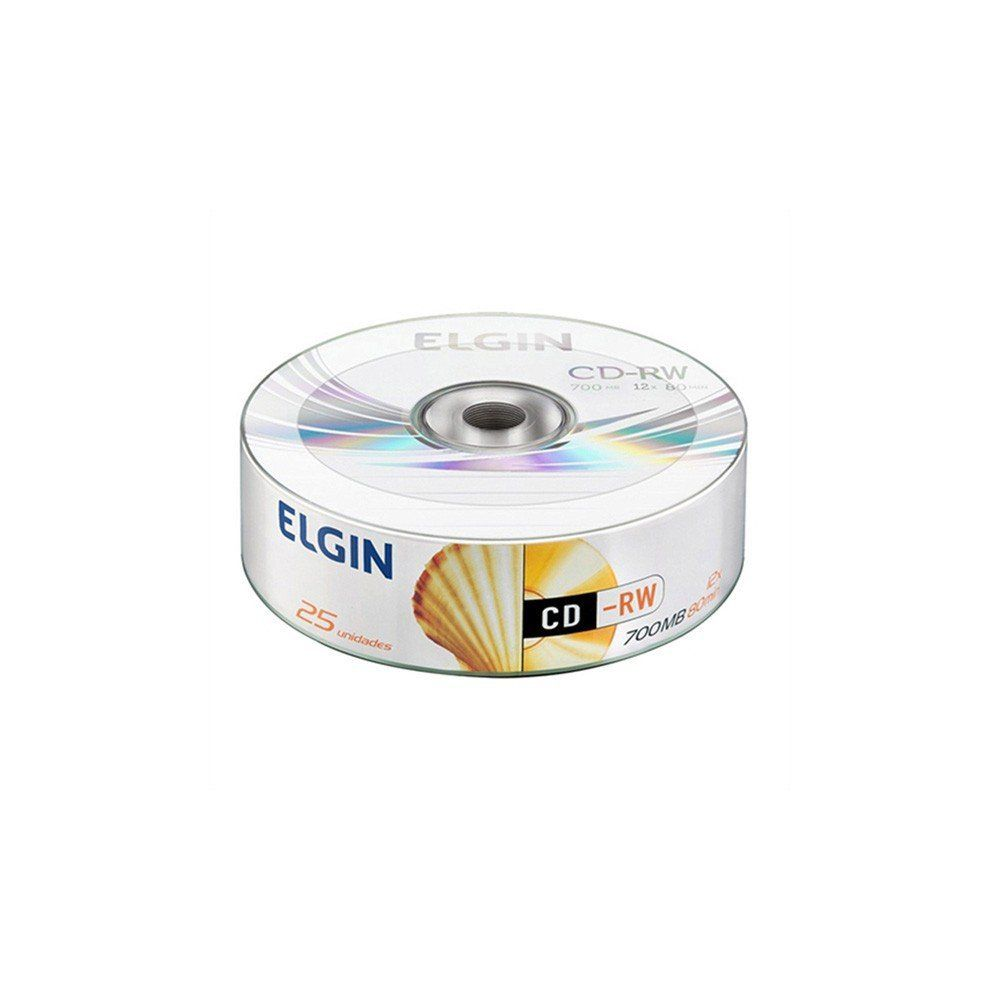 CD-R C/25 700MB/52X - ELGIN