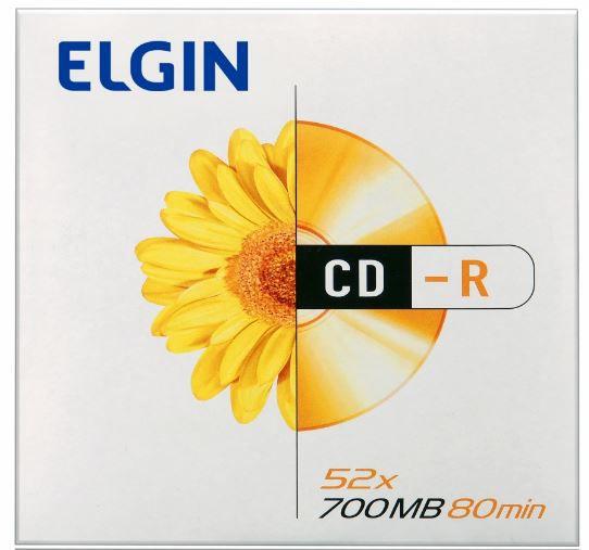 CD-R ENVELOPE 700MB/52X 82053 - ELGIN