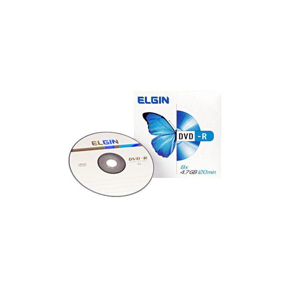 DVD-R ENVELOPE 4.7GB/16X - ELGIN