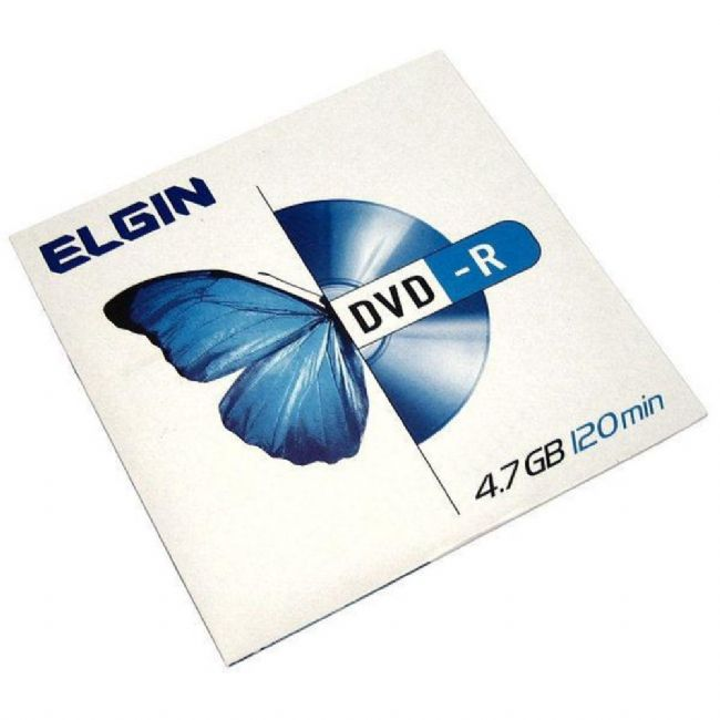 DVD-R ENVELOPE 4.7GB/16X - ELGIN